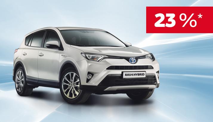 Toyota RAV$ Hybrid