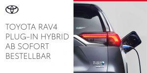 Toyota RAV4 Plu-in Hybrid