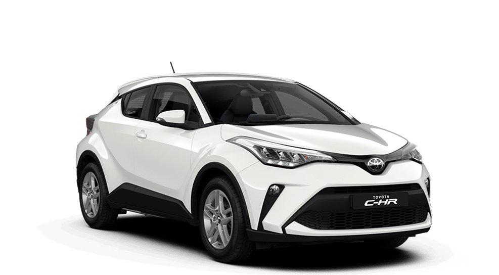Toyota Red Deal C-HR Flow