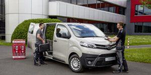 Toyota Proace Firmenwagen