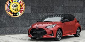 Toyota Yaris Auto des Jahres 2021